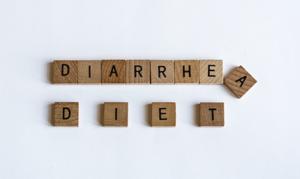 Diet for diarrhea