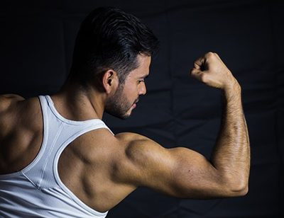 Workout for back and biceps